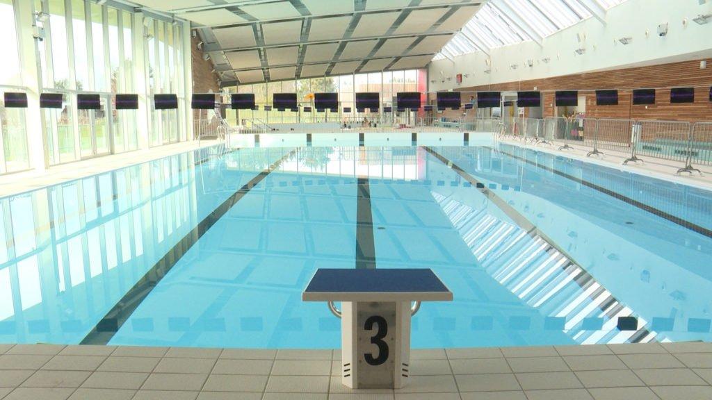 On comble les fuites à la piscine de Rohrbach-lès-Bitche