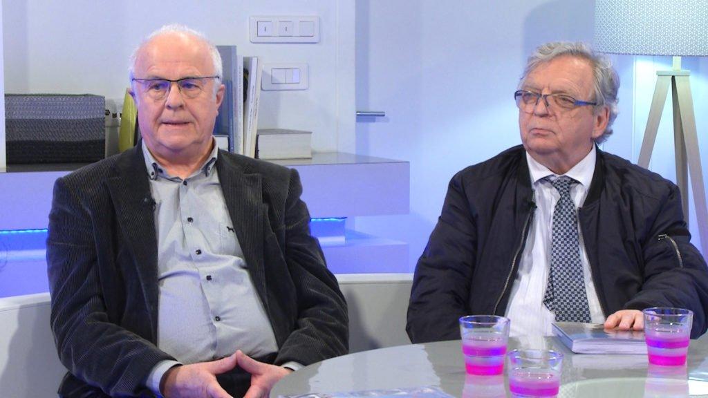 Émile Eitel et Roger Lang étaient sur notre plateau pour nous parler du travail de recherche et de collaboration qu'ils ont mené pour réaliser ce livre.