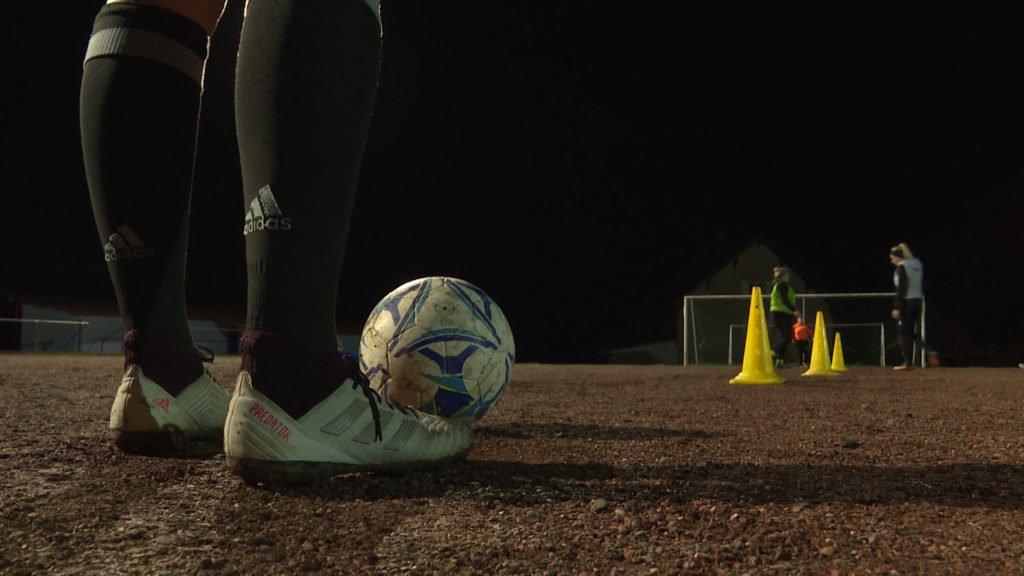 Le foot féminin réussit au F.C Rohrbach-Bining
