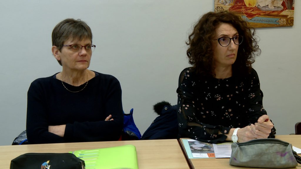 Les maths, point de tension entre les enseignants et la députée