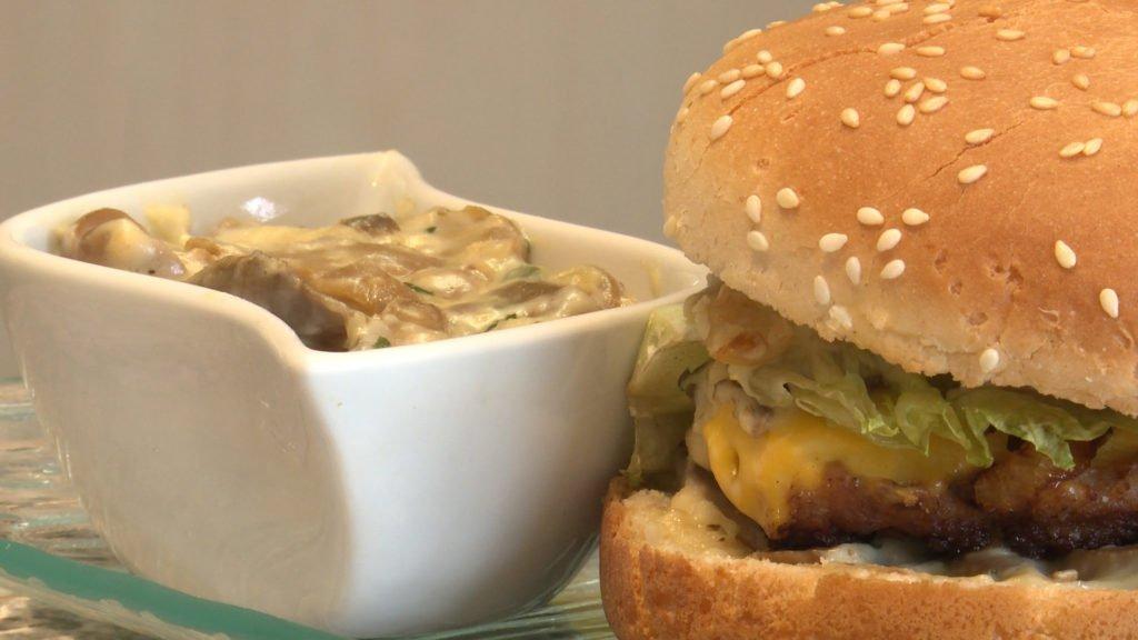 Concours du meilleur burger