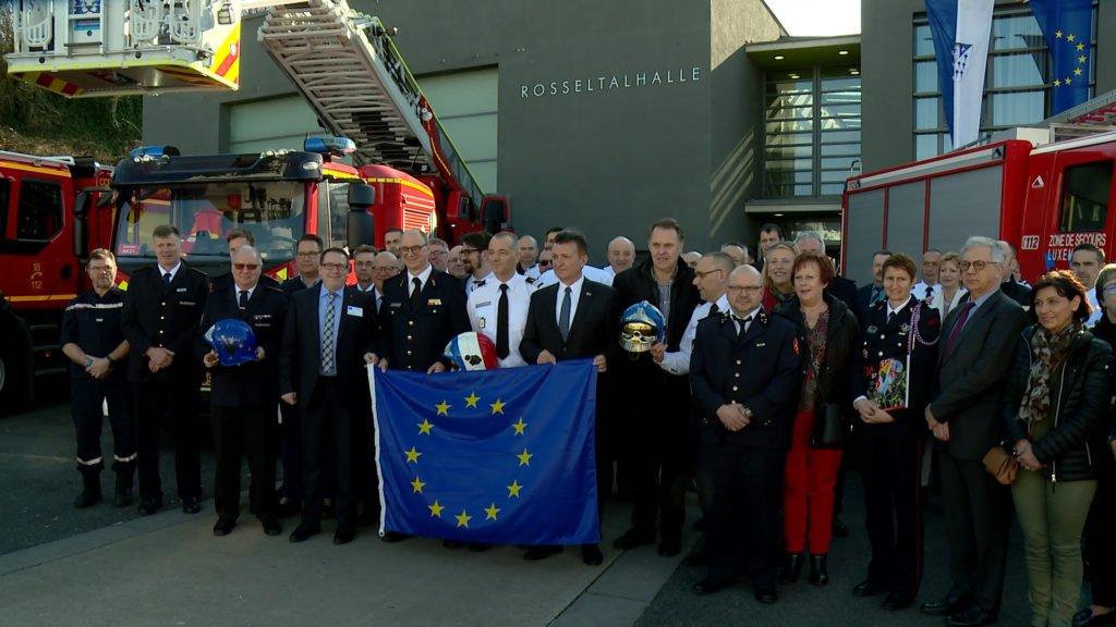 Inter'red : pompiers sans frontières