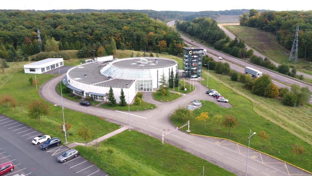 La Smart ne sera plus produite à Hambach