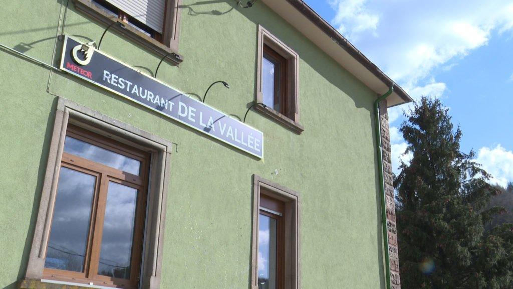 Un nouveau restaurant à Reyersviller