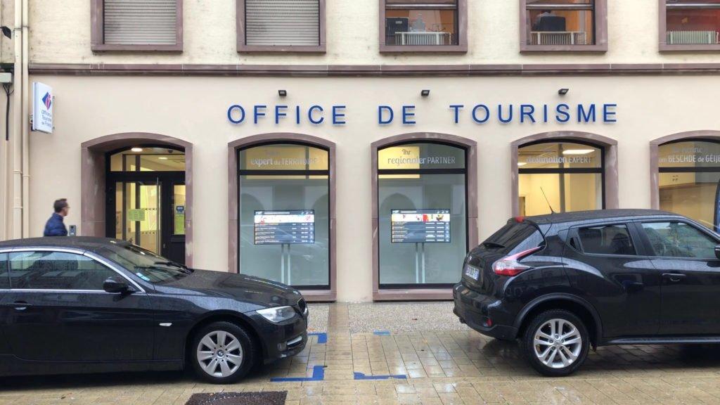 Pleins de nouveautés pour le nouvel Office de Tourisme Sarreguemines Confluences