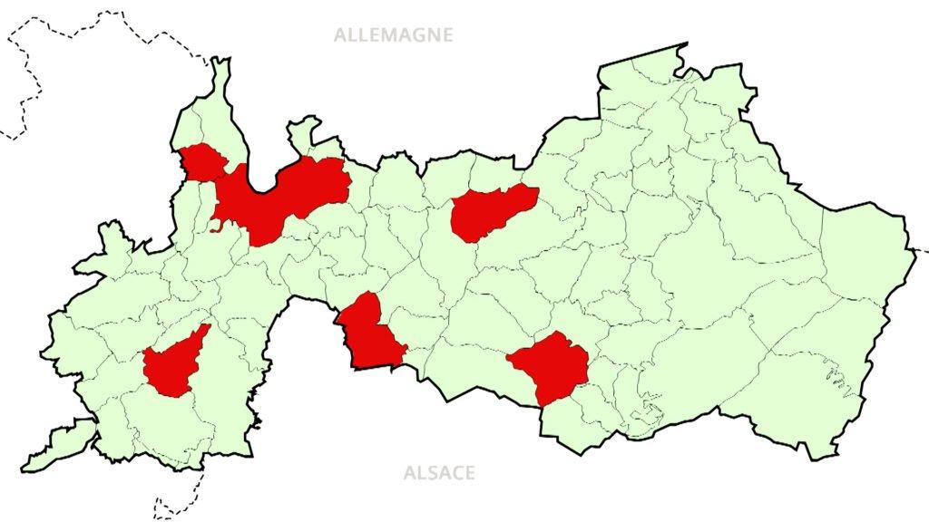 Rentrée scolaire 2019 en Moselle