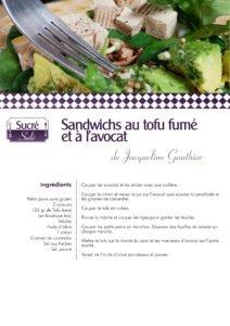 La recette de Jacqueline Gauthier