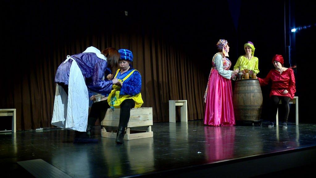 Le théâtre du Jeudi joue Rabelais
