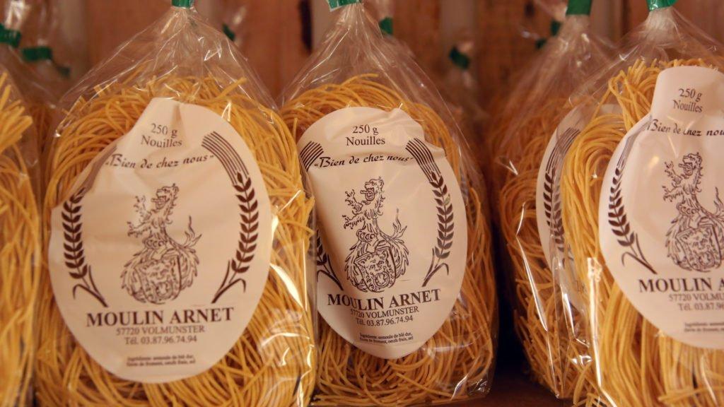 Le Moulin Arnet, une entreprise familiale