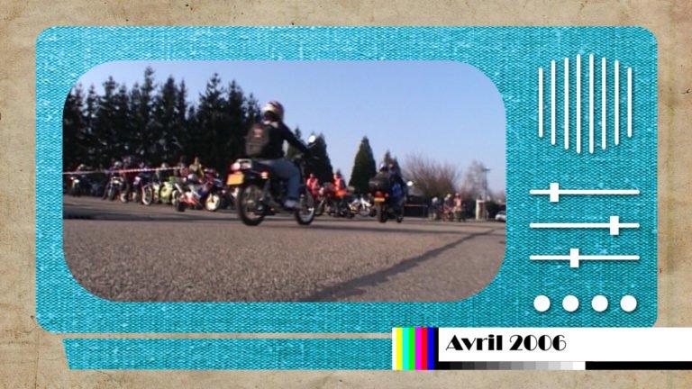 Une rose, un espoir, c'est un événement qui mobilise chaque année des centaines de motards. Retour en 2006 pour découvrir des images de l'une des premières éditions.