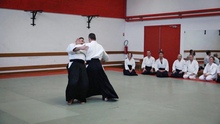 Stage d'Aïkido avec Alain Bacco