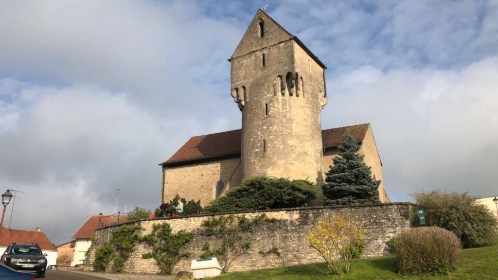 La chapelle d'Heckenransbach fait écho à Notre-Dame