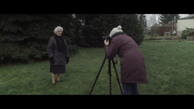 Michelle et les siens, une photographie