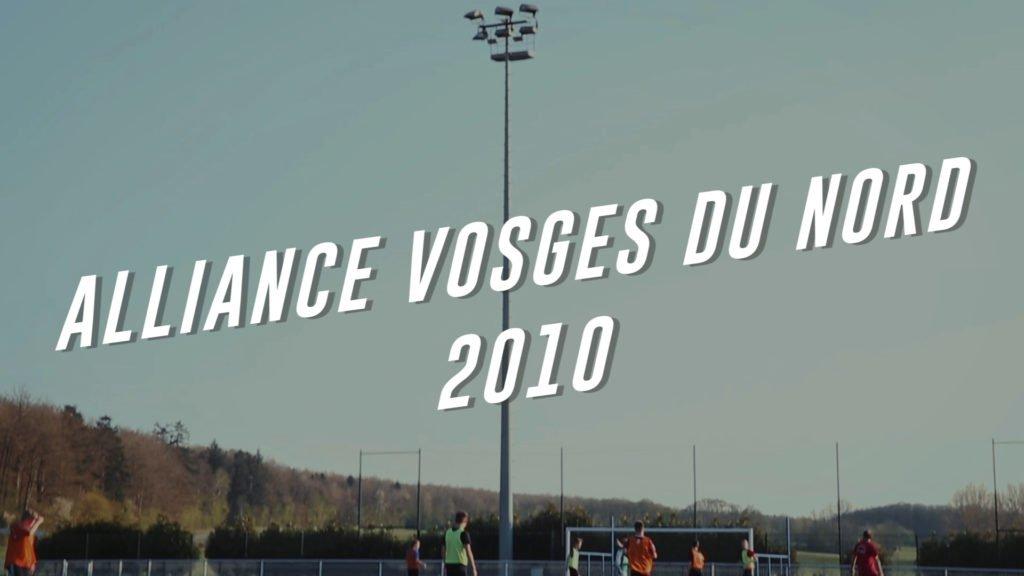 Alliance Vosges du Nord 2010