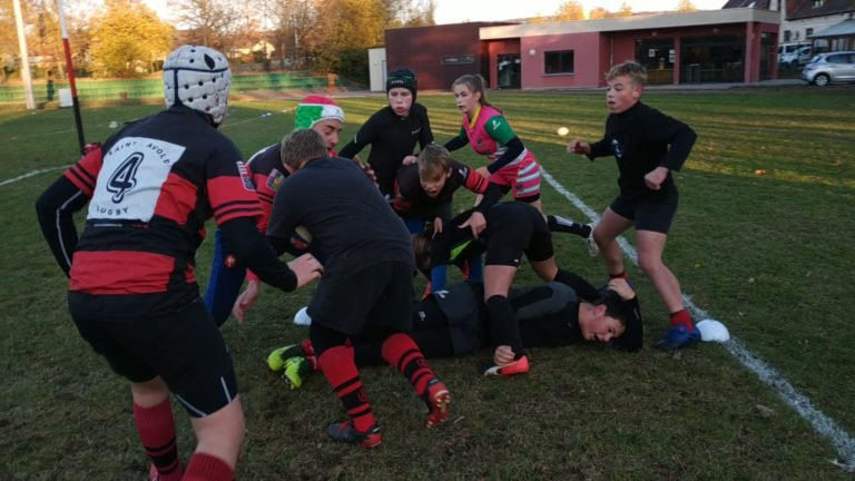 Le kiff d'Emilie c'est le rugby