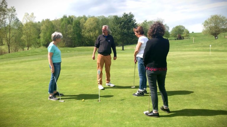 On Tour au golf de Sarreguemines