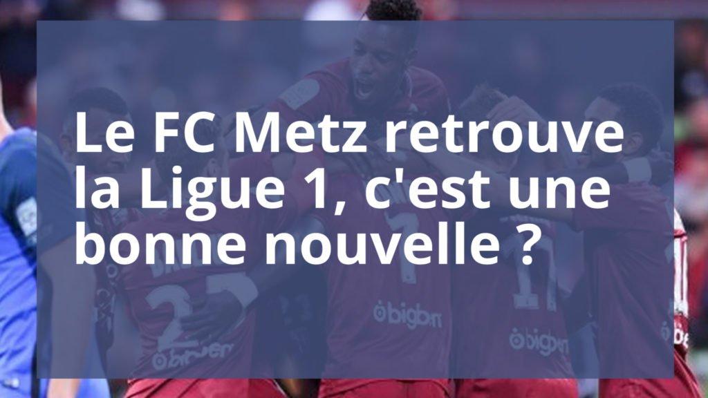 Vous êtes un supporter du FC Metz ?