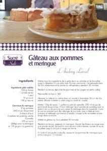 La recette d'Audrey Laval
