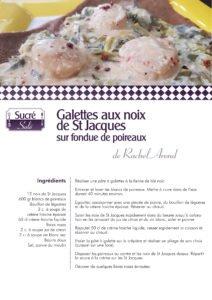 La recette de Rachel Arend