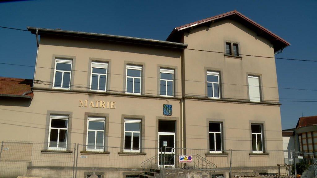 Une mairie neuve à Hilsprich