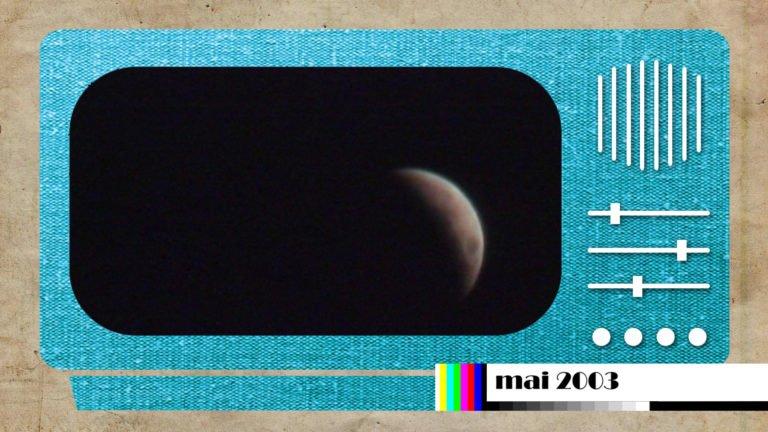 En 2003, il y a eu deux éclipses en un mois