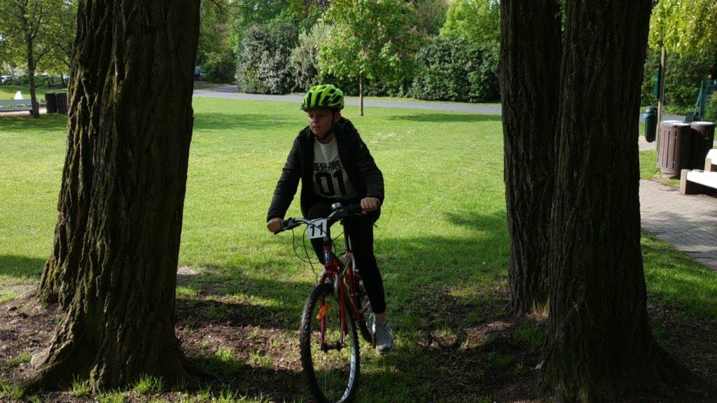 Quentin est passionné de cyclisme