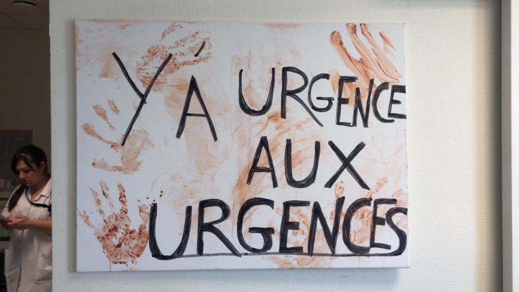 Il y a urgence aux urgences