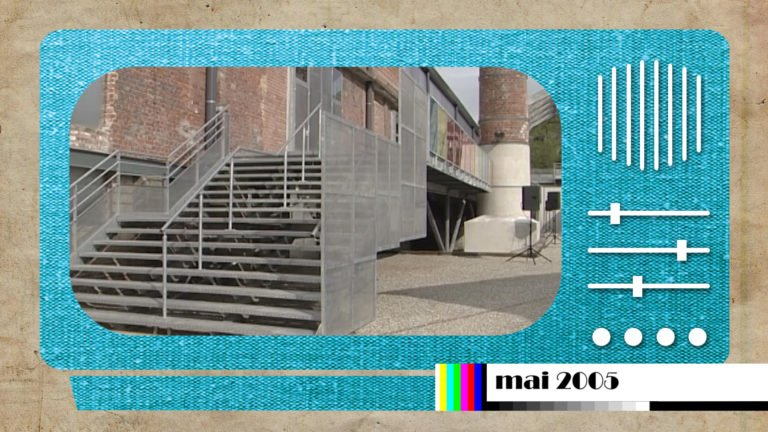 En 2005, le site verrier était réhabilité