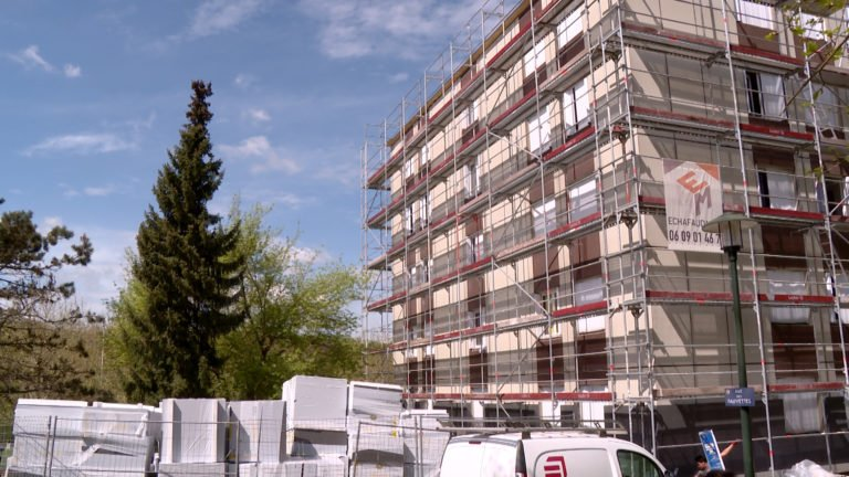 80 logements rénovés