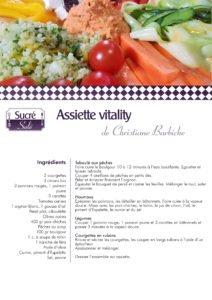 La recette de Christiane Barbiche