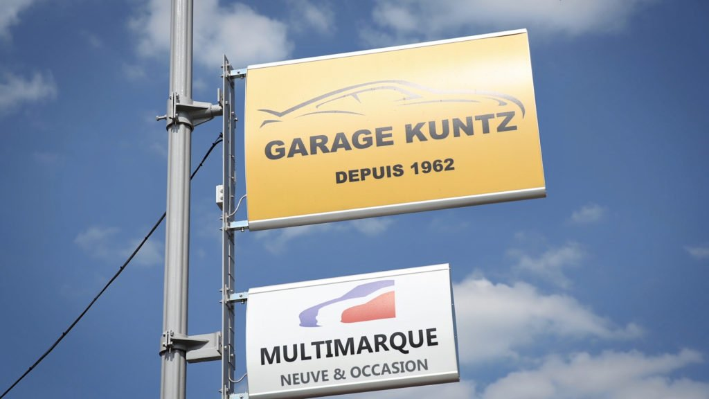 Le garage Kuntz, une institution à Montbronn