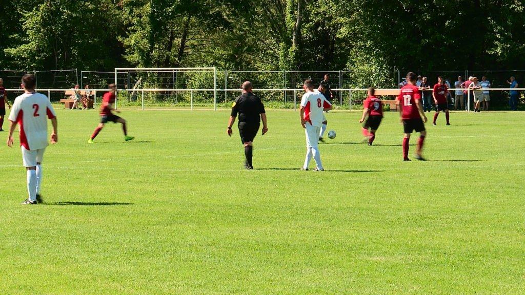 Une victoire écrasante pour l'équipe d'Achen-Etting-Schmittviller