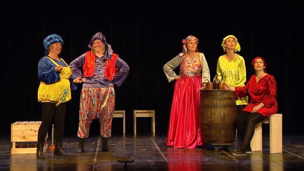 La très mirifique épopée Rabelais - Le théâtre du Jeudi