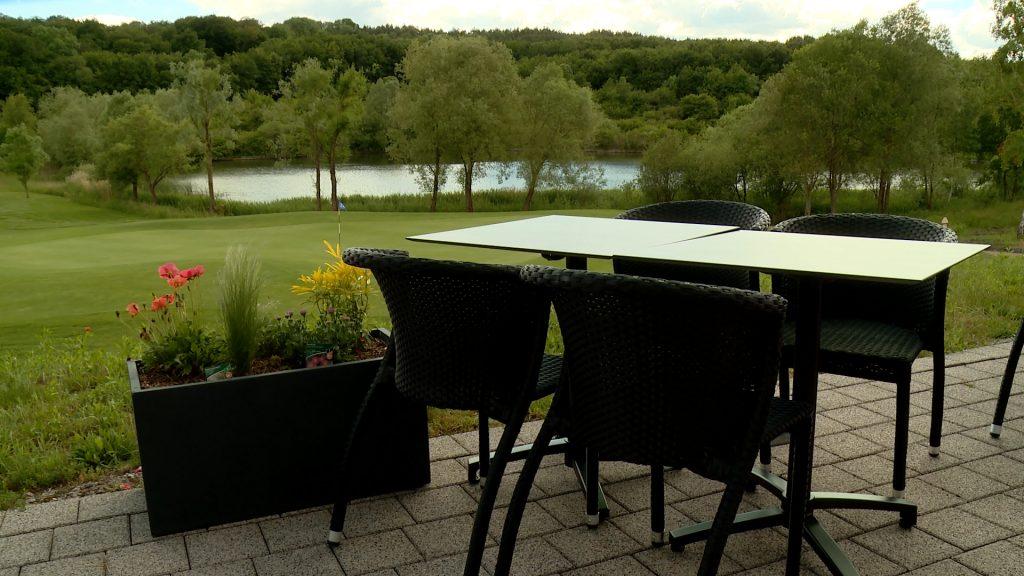 Le Green, Restaurant du Golf