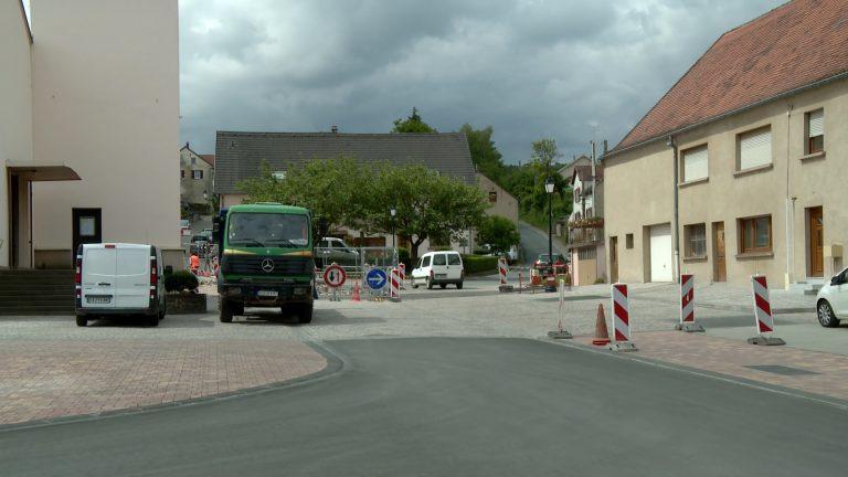 Le centre-village bientôt fini