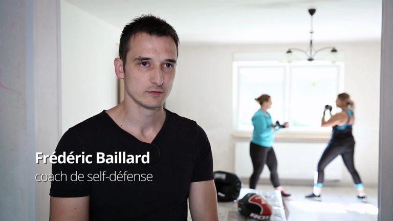 Du self défense à domicile
