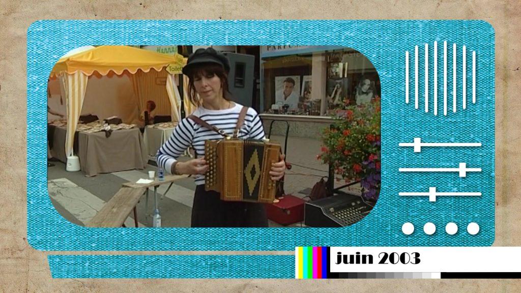 En 2003, Sarreguemines célébrait la Saint-Paul