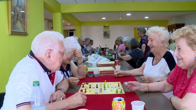 Des animations au frais pour les seniors