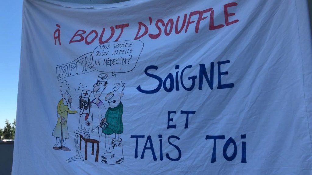 Les urgences de Sarreguemines en grève