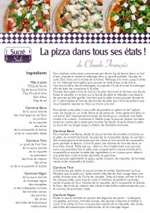La recette de Claude
