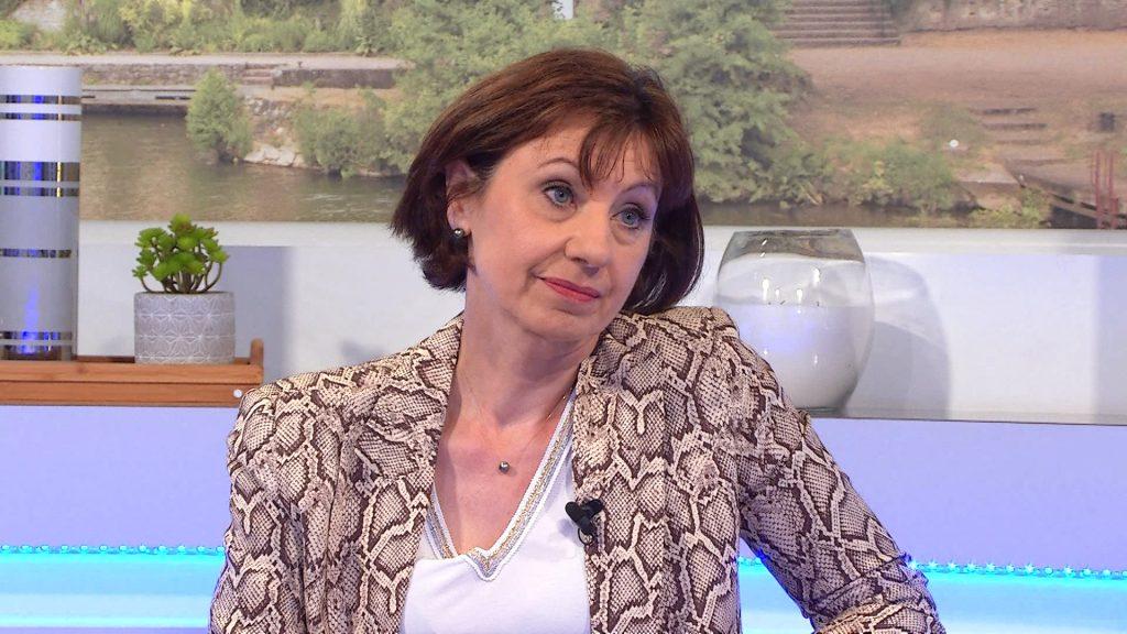 Nicole Trisse, députée de la Moselle