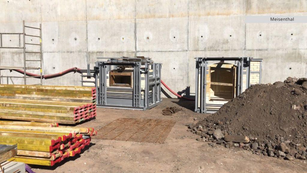 Installation de deux nouveaux fours au CIAV