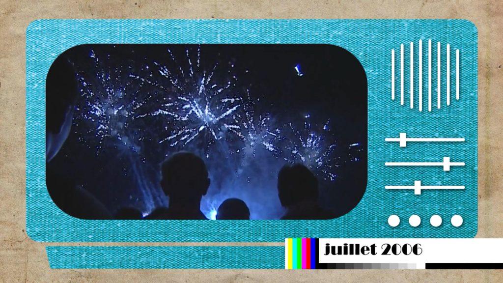 En 2006, Sarreguemines célébrait la fête nationale
