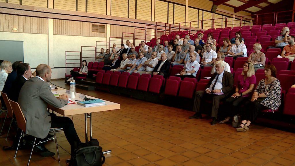 Réorganisation des finances publiques en Moselle