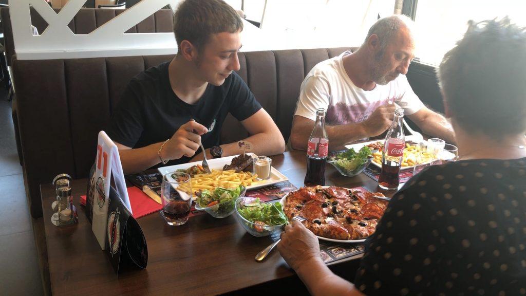 Nouveau restaurant à Sarreguemines