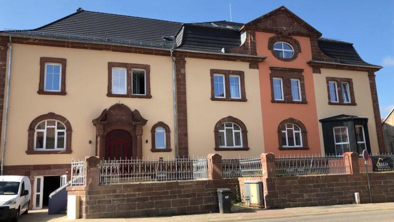 Visite guidée de la nouvelle école de Rohrbach