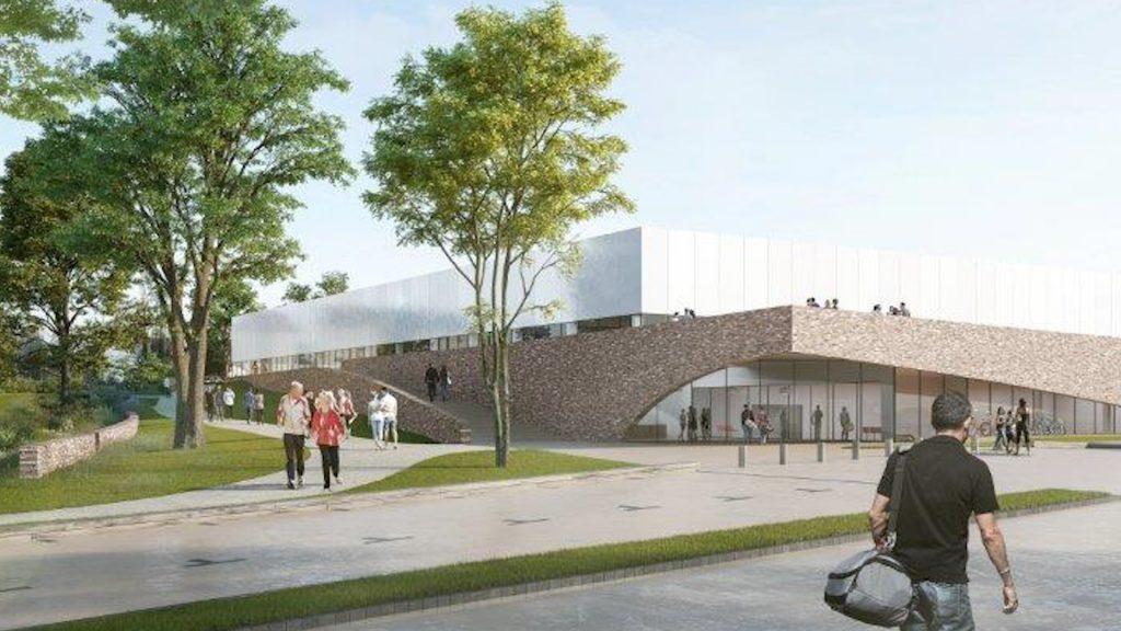 Nouveau gymnase communautaire
