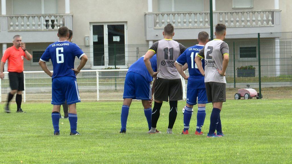 Premier match amical pour le FC Sarralbe