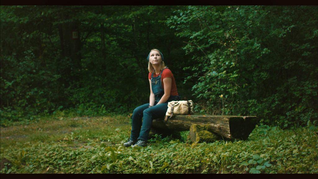 Le grand saut, un court métrage d'Ania Gauer
