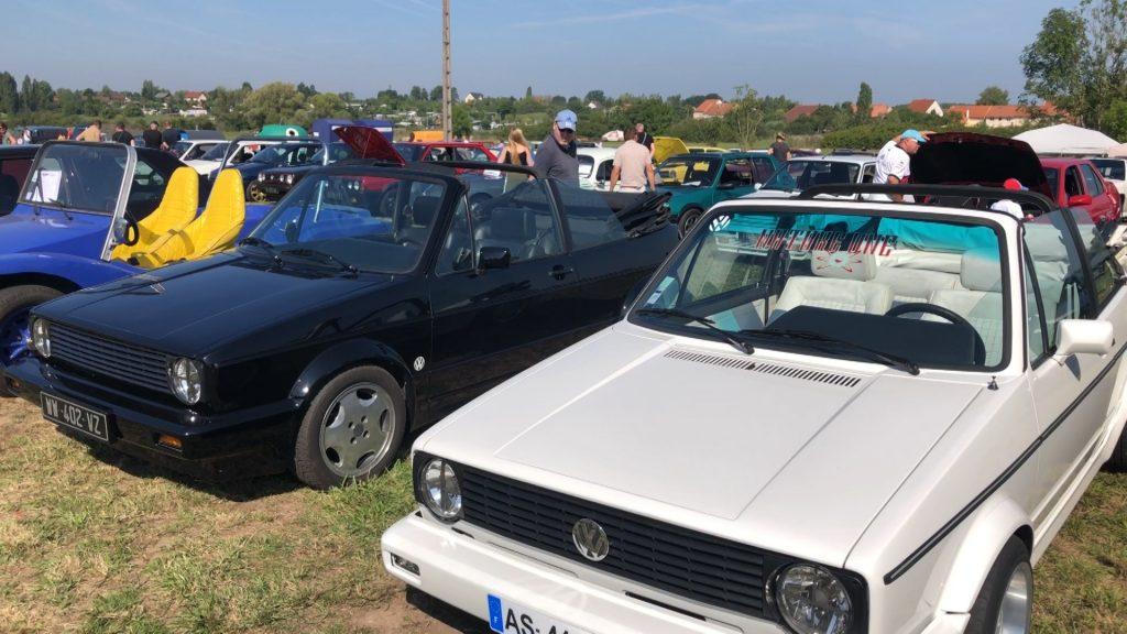 Les voitures anciennes s'exposent à Holving